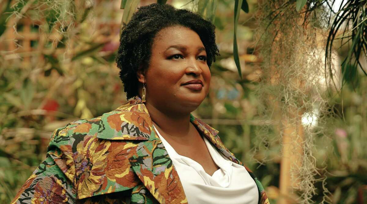 Stacey Abrams will kick off her fall speaking tour at the Tobin Center for the Performing Arts in San Antonio.