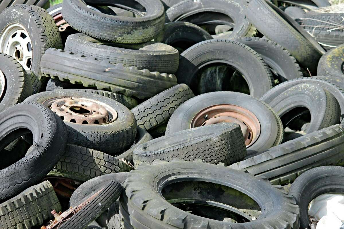 Benzie County is one of many counties that will receive a grant from EGLE to recycle scrap tires. (Courtesy Photo/Pixabay)