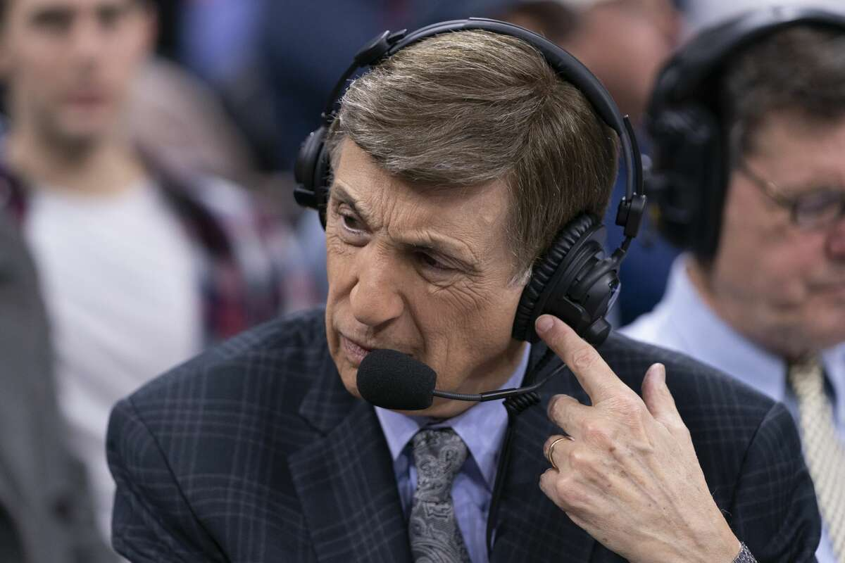Marv Albert, the longtime national voice of the NBA at NBC and later TNT, will retire after calling the Eastern Conference finals.