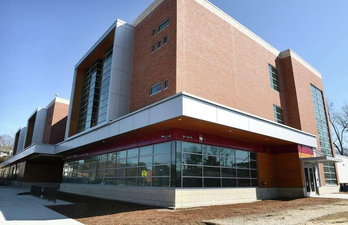 The Barack H. Obama Magnet University School in New Haven