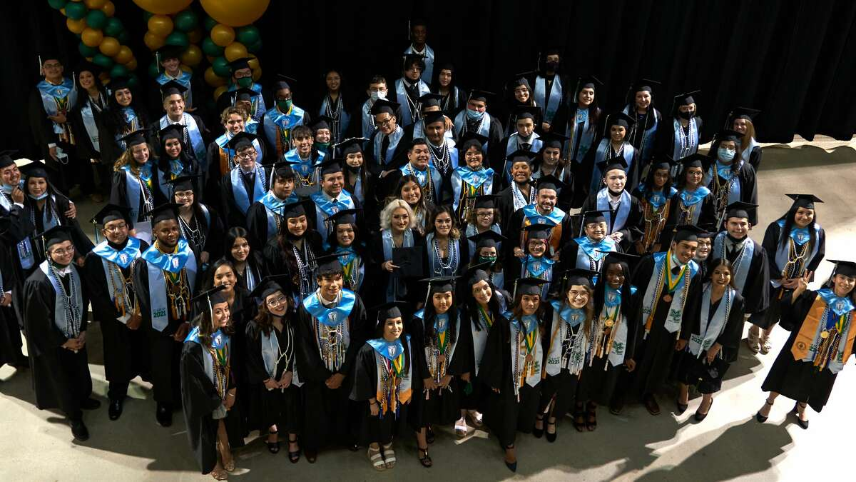 Early College High School at MC graduation 2021. At Chaparral Center. Friday, May 14, 2021.