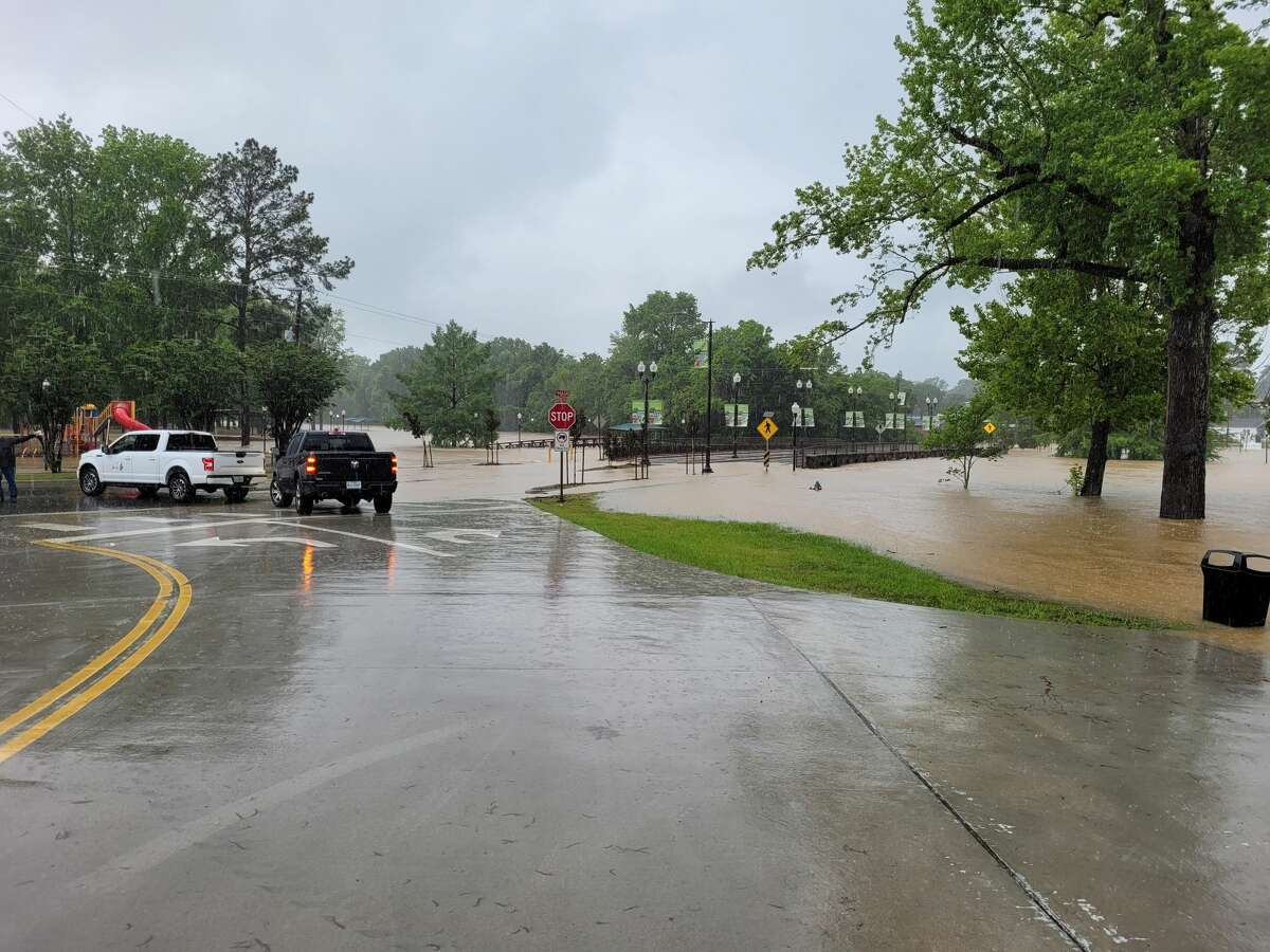 The city of Jasper is experiencing some of the worst flooding it's seen since 2005.