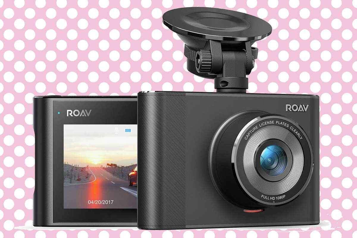 ROAV by Anker Dash Cam for $45.99 at Amazon.
