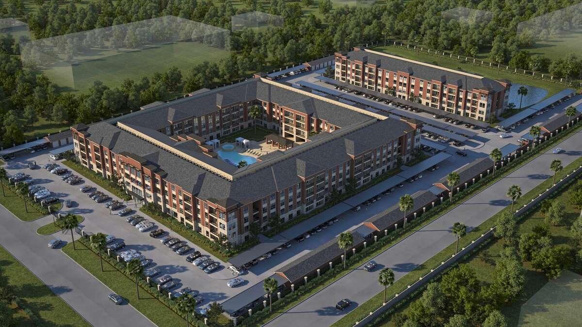 Sueba USA is developing San Estrella, a 318-unit apartment community at 13475 Rincon Drive in the Energy Corridor. Pre-leasing will begin in summer 2022.