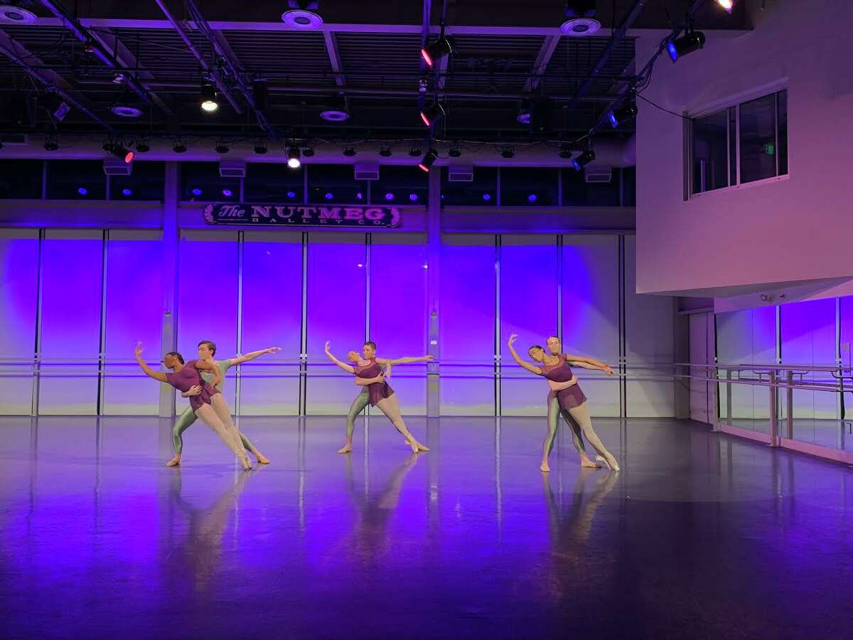 Nutmeg Conservatory of Dance students are presenting a graduation program featuring highlights from selected ballets. One of them,