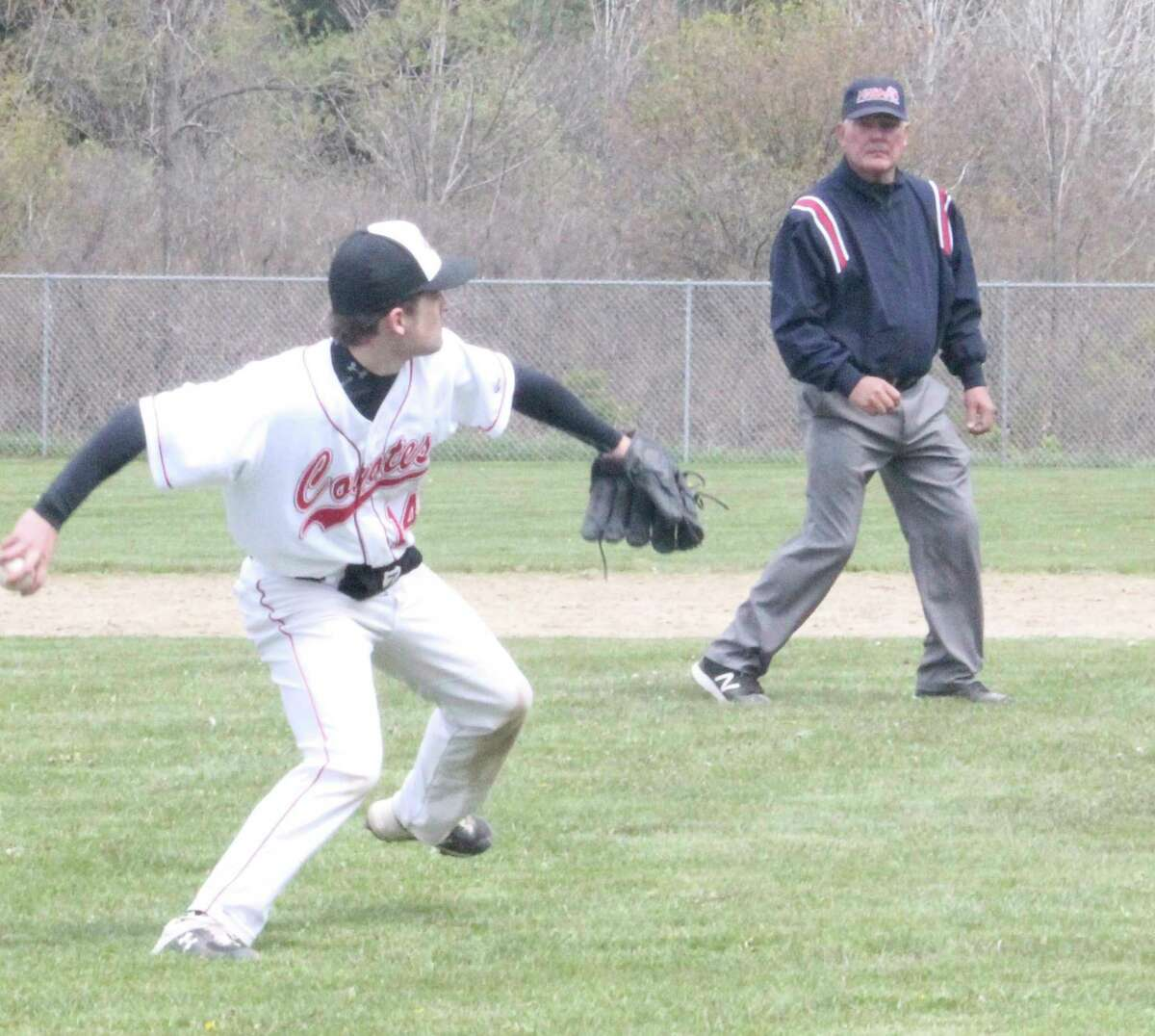 Isaac Williams and the Reed City Coyotes are ready for another competitive week. (Pioneer file photo)