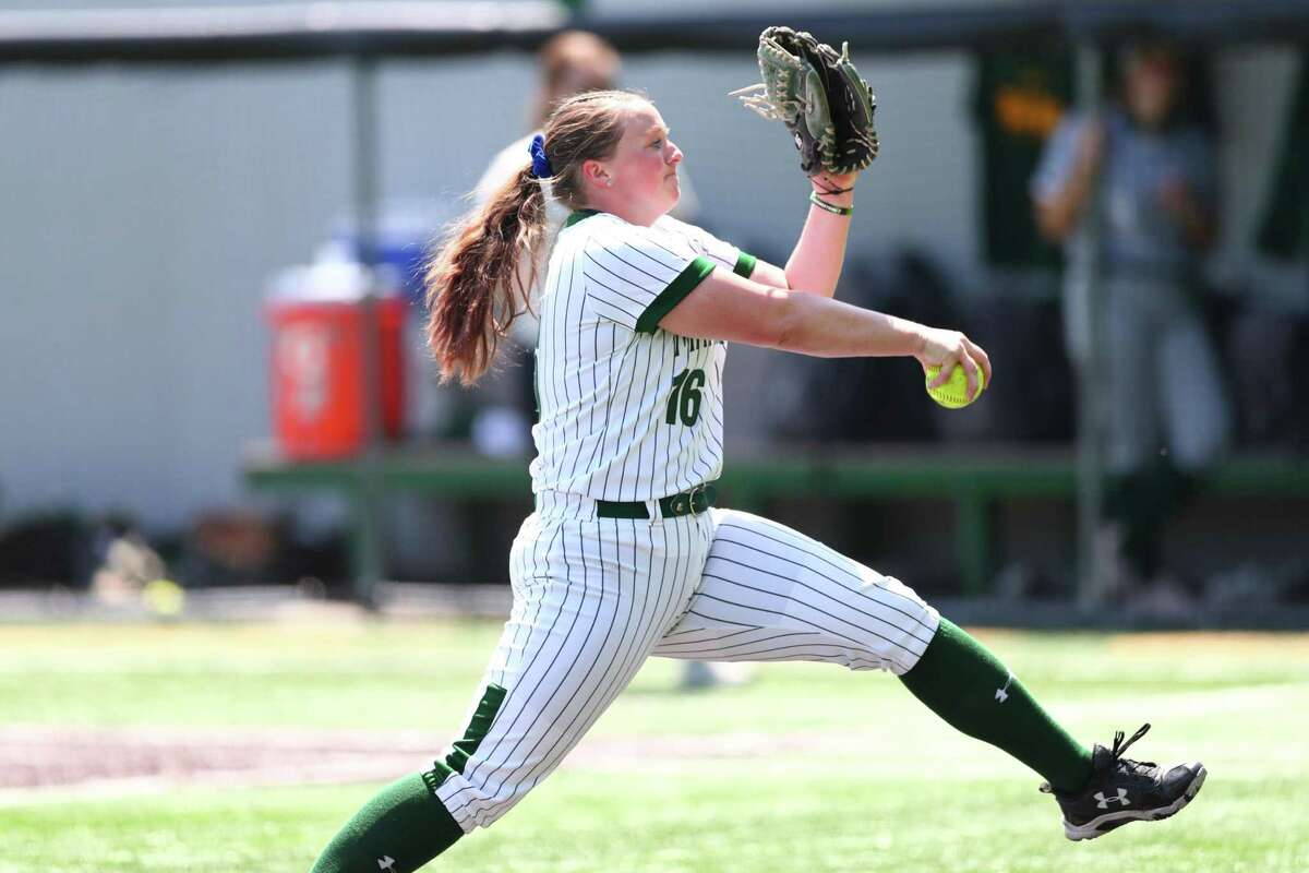 Nicole Williams pitched Manhattan to a MAAC softball championship and its first NCAA Tournament appearance in 22 years.