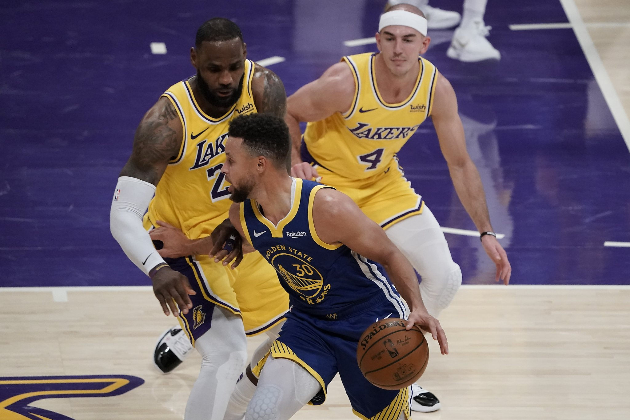 Warriors vs. Lakers: How can Golden State pull off the play-in-tournament upset?