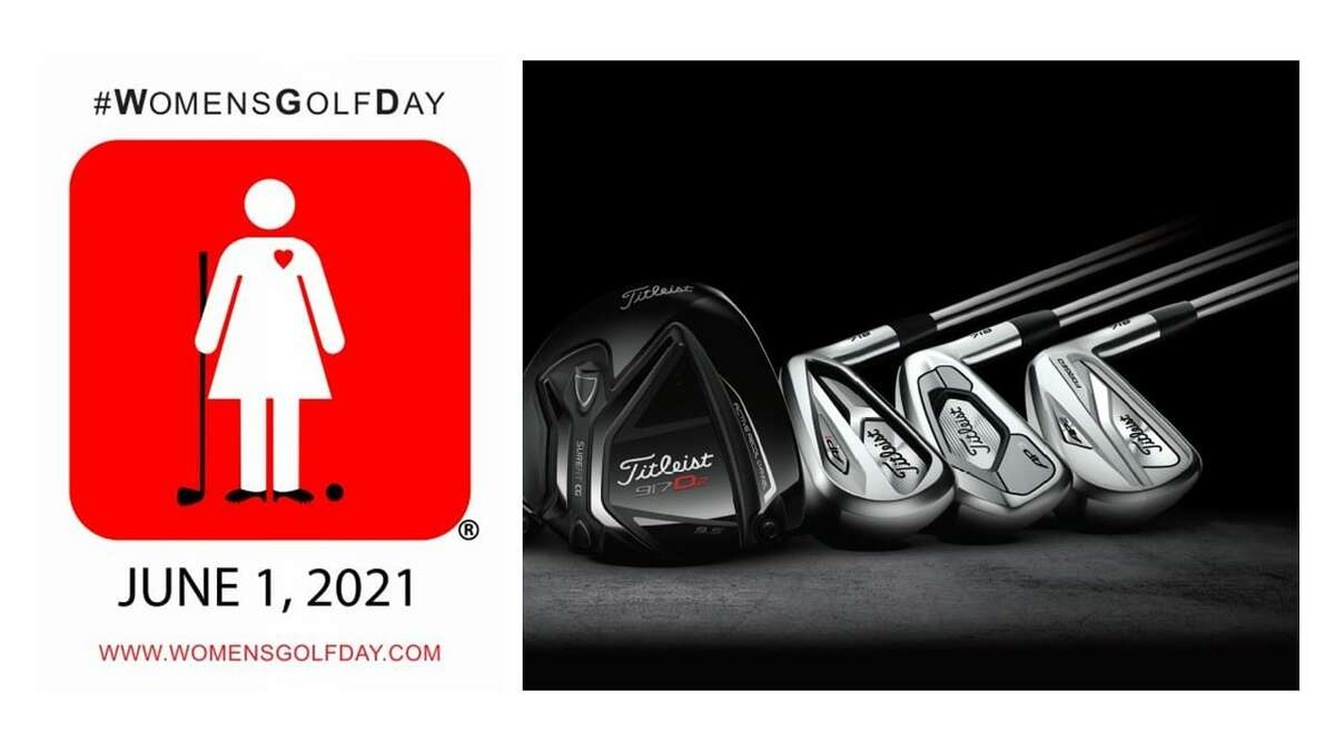 Women's Golf Day, June 1, is sponsored by Titleist and Footjoy.