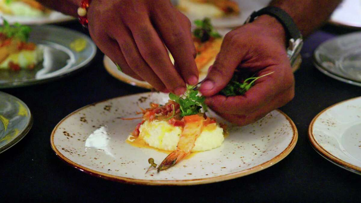 The culinary work of Black chefs and cooks is celebrated in
