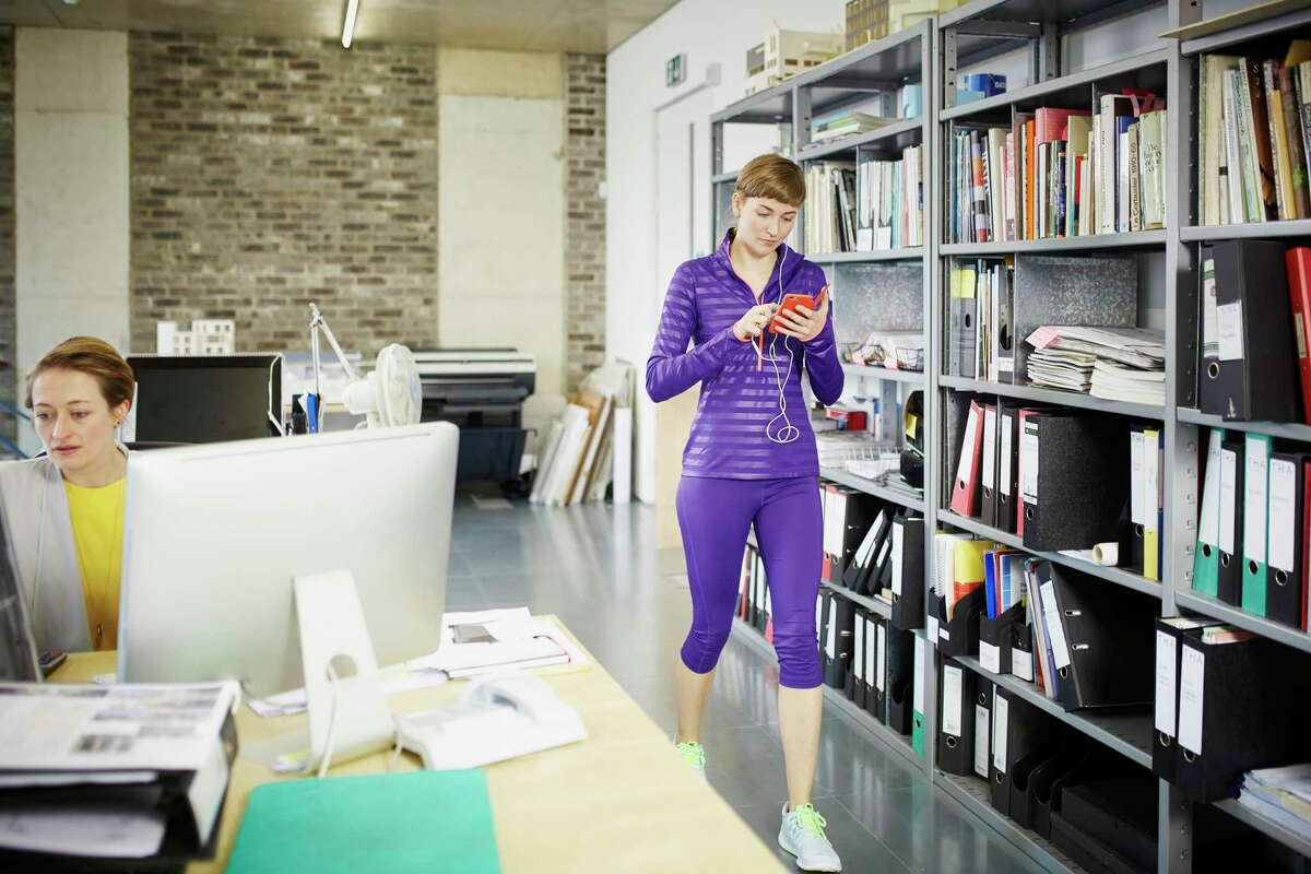 It's almost time to return to the office. What does that mean for the healthy habits you've picked up working from home?