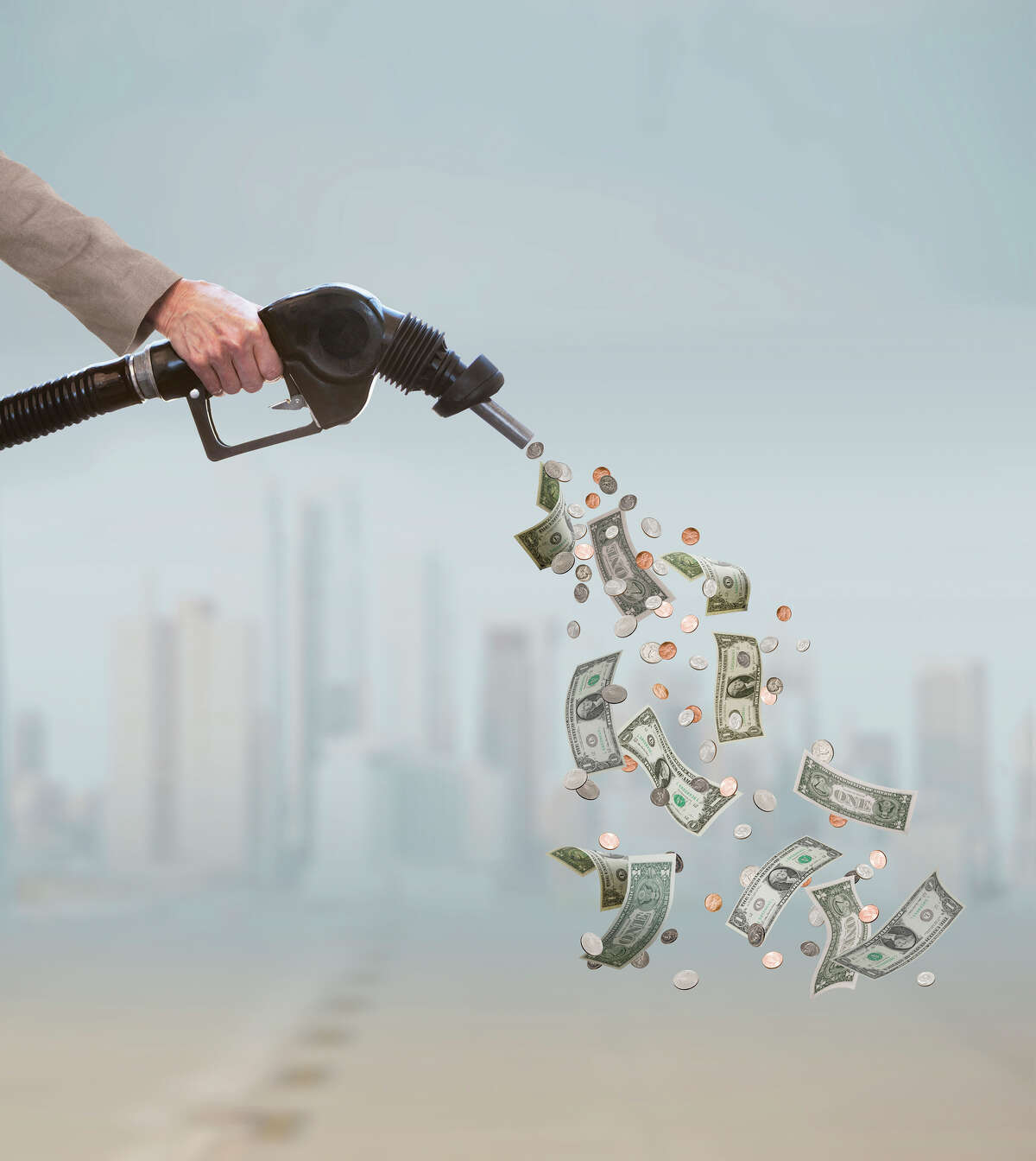 Gas prices haven't been this high since 2014, but there are simple things you can do to save.