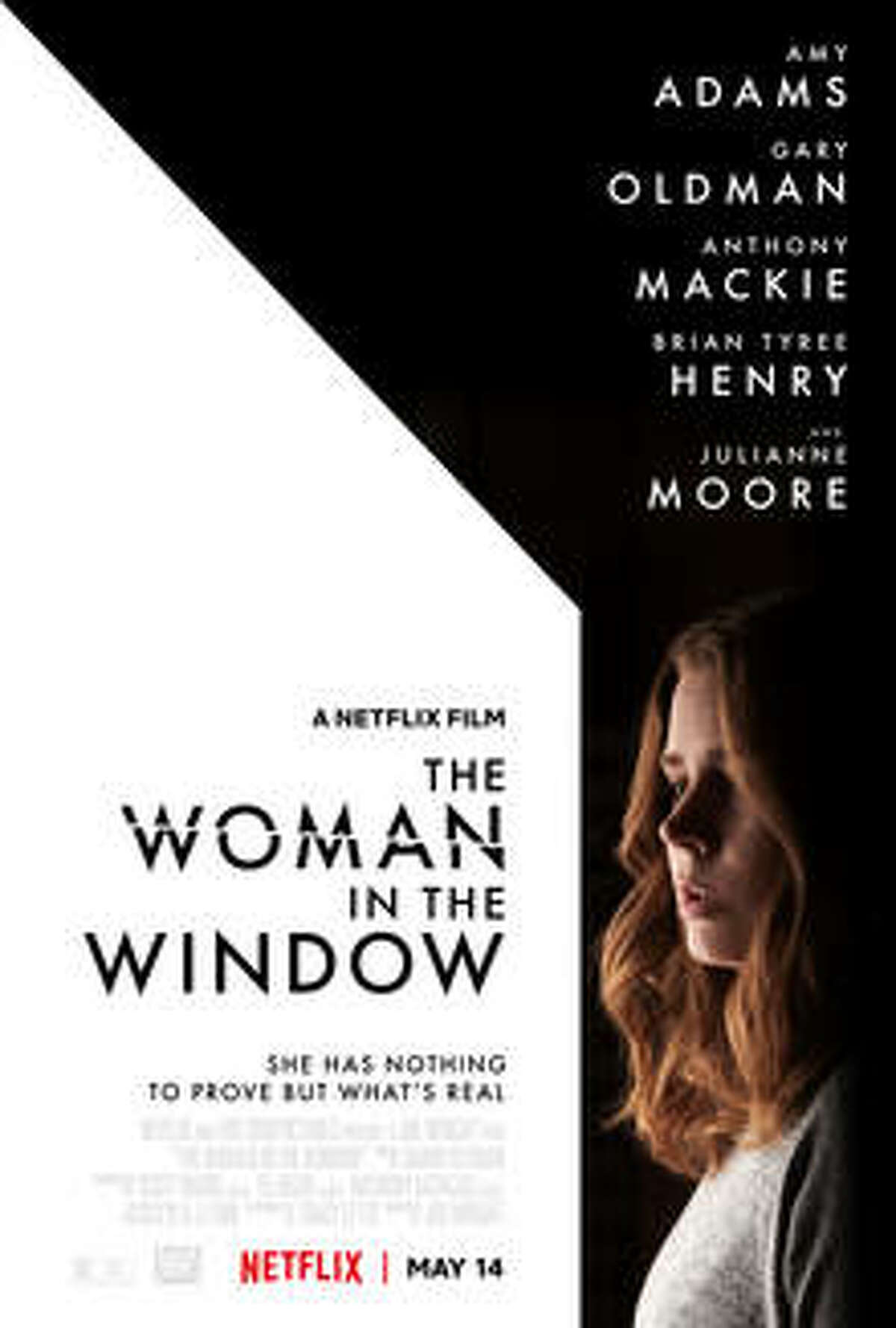 """""""The Woman in the Window"""" is a psychological murder mystery with a phenomenal cast and a good story. It's also based on a great book; don't read it before seeing the film."""