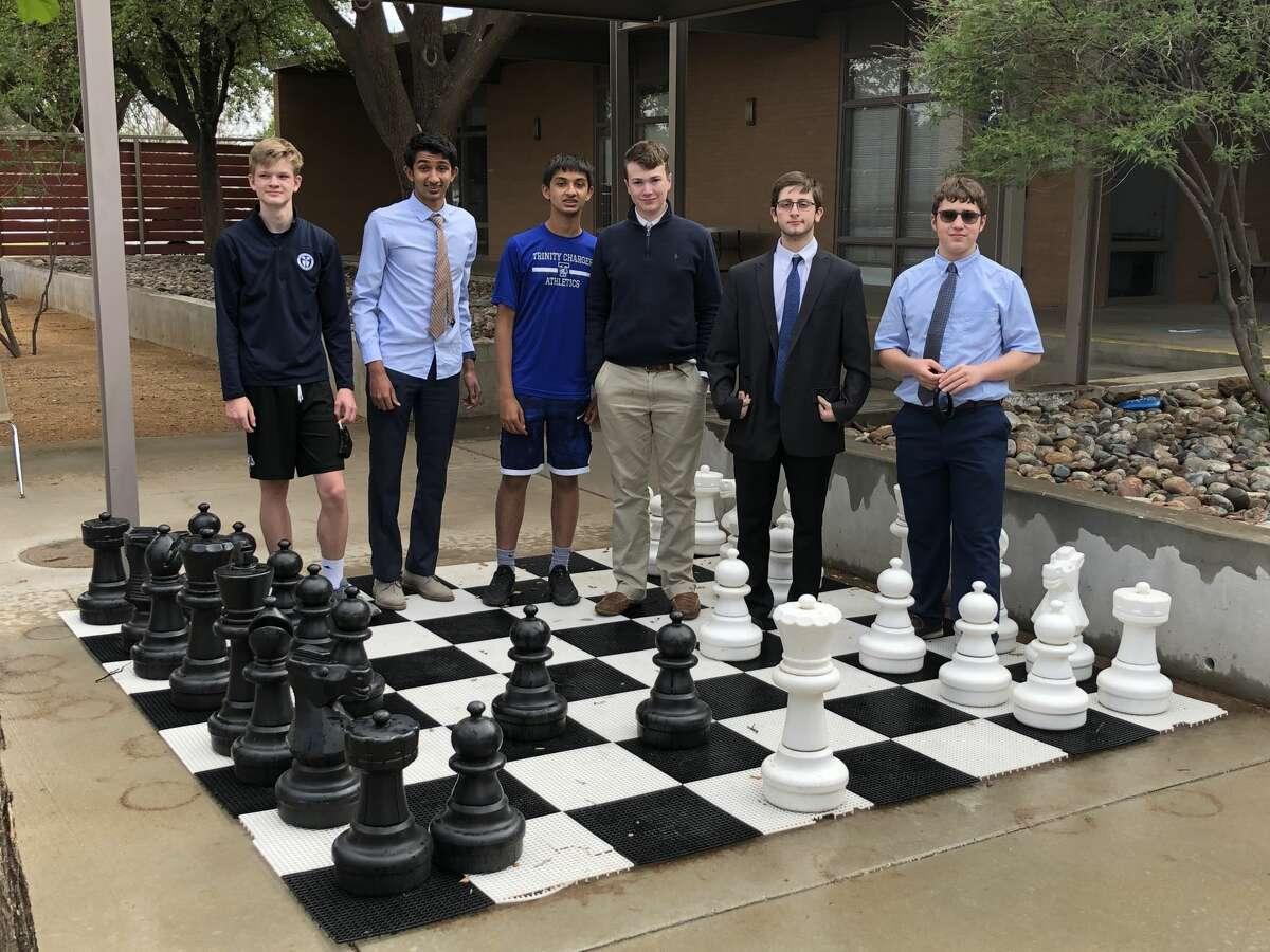 From Left to right,Gavin Dorfner, Ayushman Mallick,Avi Mallick,Tobias Slatken,Alex Khouri,Nicholas Spangher