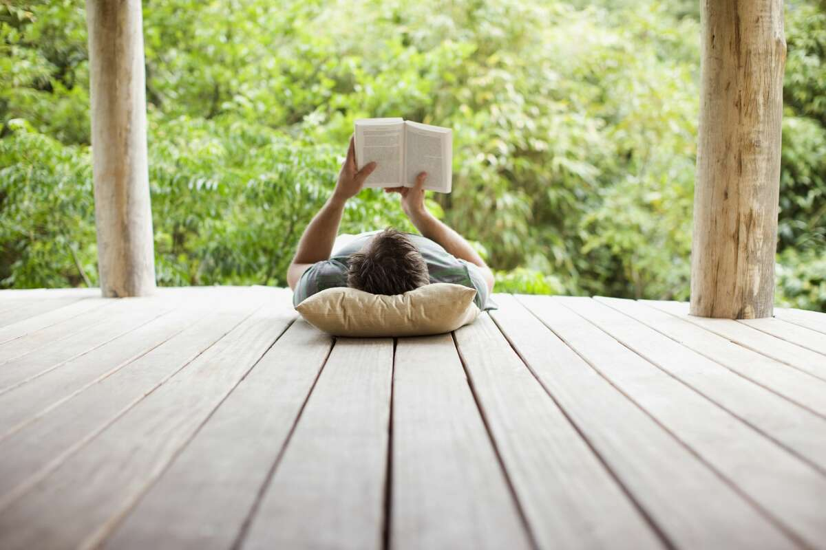 Summer reading season is here.