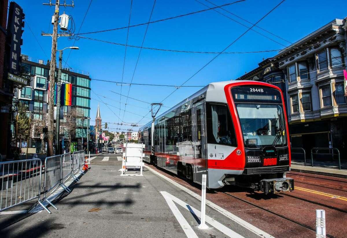 San Francisco's Muni transit system may become free this summer under a pilot program.