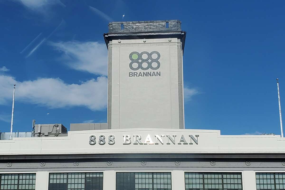 Airbnb's remaining office space ia entirely on Brannan Street, with 288,000 square feet at 888 Brannan St. and 150,000 square feet at 999 Brannan St.