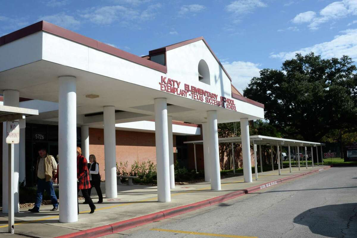A renovation and addition at Katy Elementary are one of the 2021 bond projects that are moving forward following the Katy Independent School District board's approval on Monday, May 17.