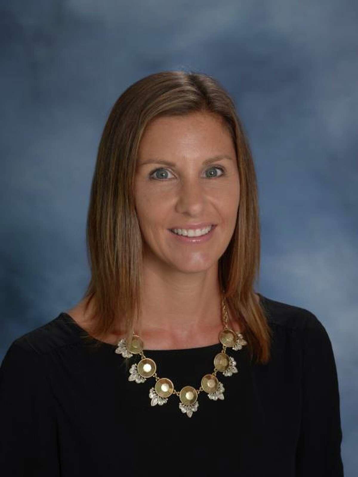 Kimberly Ambrosio, principal of Long Lots Elementary School in Westport