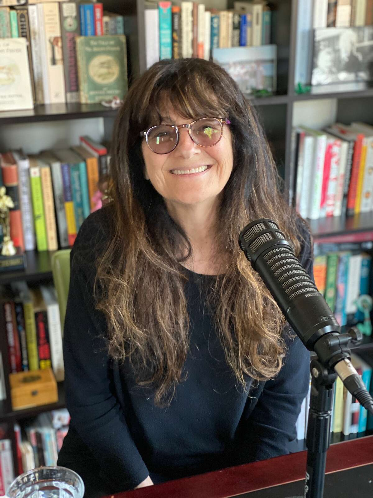 Ruth Reichl, the former editor-in-chief of Gourmet magazine, lives full time at her Spencertown home in Columbia County.