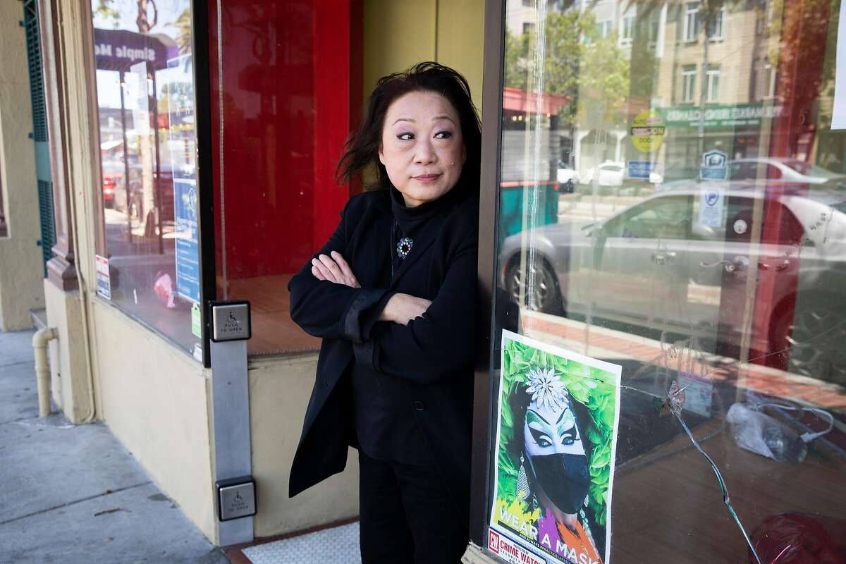 Helen Woo closed Face It Salon, at 2342 Market St., after 20 years because she said vandalism and burglaries in the area have worsened. The Castro Merchants association documented more than 90 incidents totaling nearly $165,000 in damages since January.