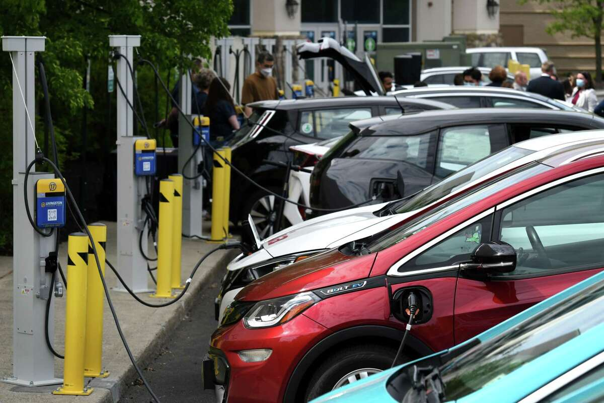 Battery-driven cars and trucks, tools to fight climate change, are ironically exacerbating heat-wave power outages.