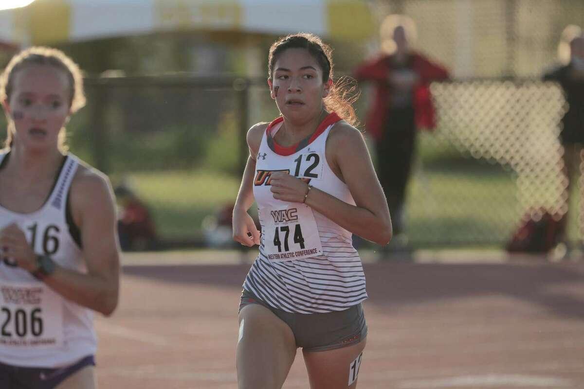 Former Martin runner Samantha Gonzalez finished her first year running for UTRGV.