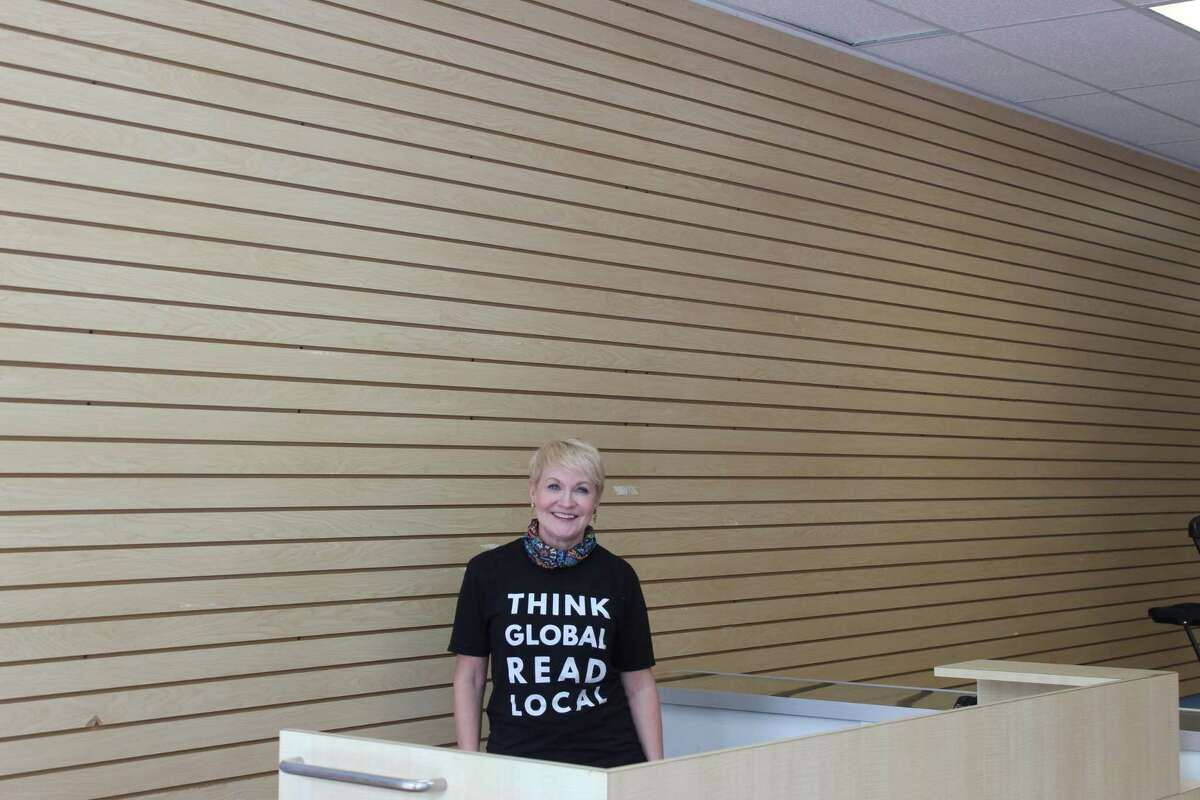 Local freelance writer and former marketing and public relations guru Teresa Kenney is preparing to open her new independent bookstore, Village Books, in late July or early August 2021. Kenney had planned another location for the bookstore, but changed locations during the pandemic to a storefront at the western end of The Woodlands Parkway.