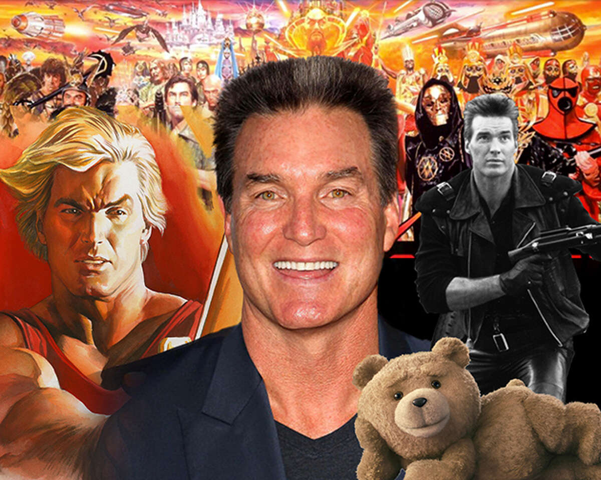 """Actor Sam J. Jones will visit Destination Toys on Saturday. Jones played the title character in the 1980 movie """"Flash Gordon"""" as part of a long career in television and film."""
