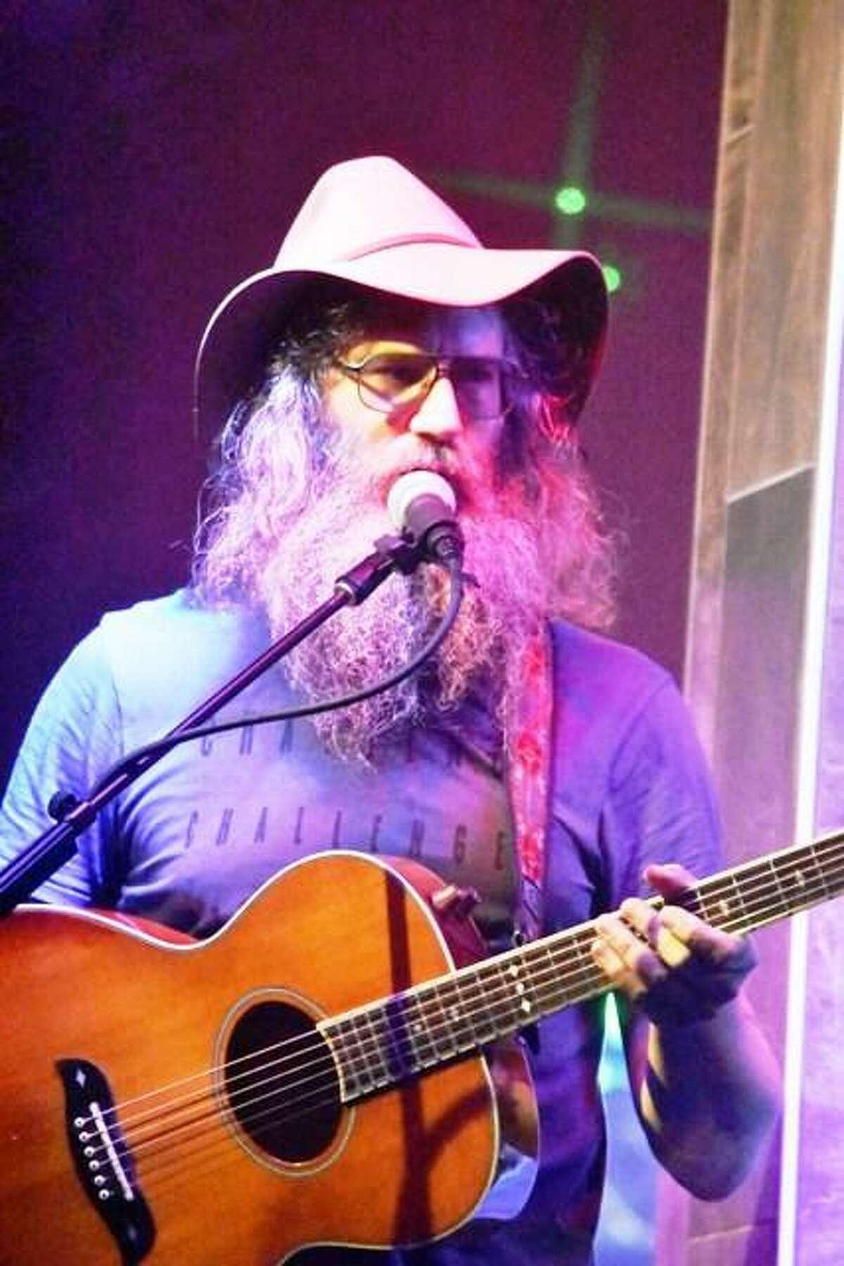 Lazer Lloyd is performing in Bridgeport Friday night.