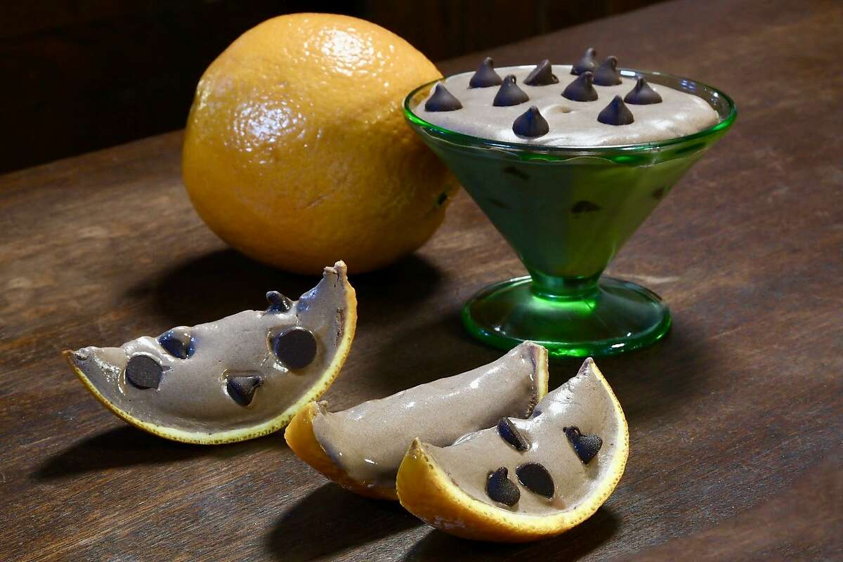 """The drink """"Pot Shot"""" is the first specialty drink for the Total SF Book Club, inspired by the Alia Volz pot brownie business memoir """"Home Baked."""""""