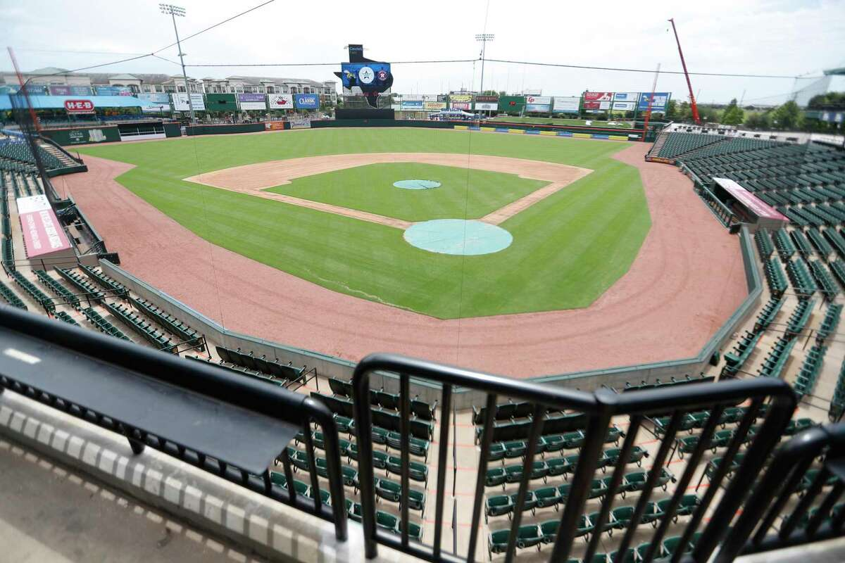 The Skeeters expect to host nearly 7,000 fans when they host their 2021 home opener Thursday at the renovated Constellation Field.