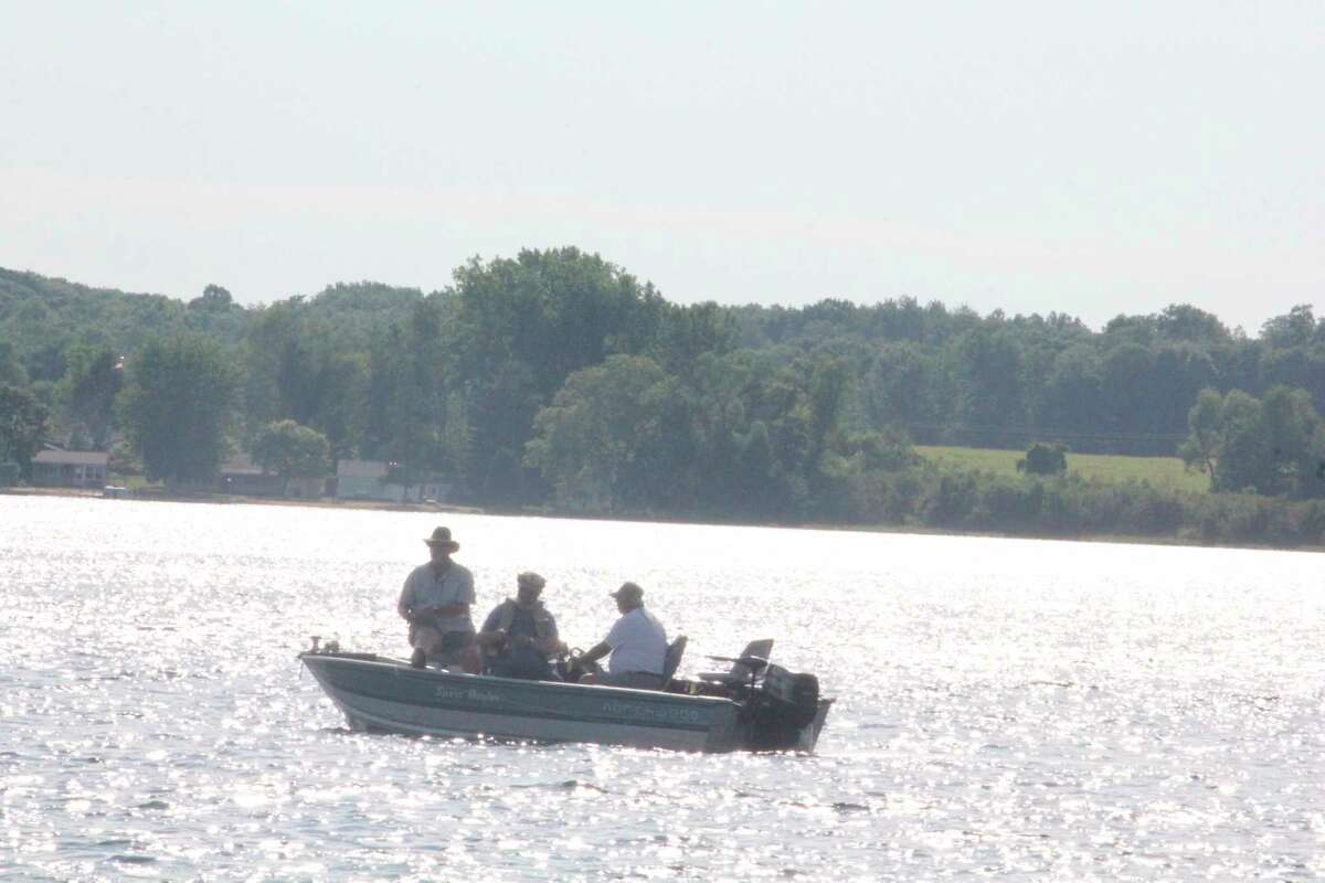 Warmer weather is expected to help anglers have more success. (Herald Review photo/John Raffel)