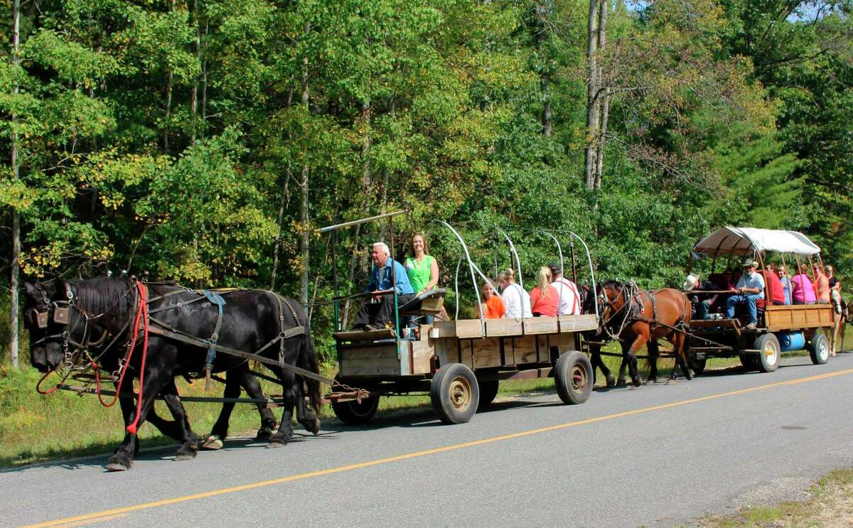 Wagon rides will be among the many activities available for guests at this year's Ride for a Cure. (Photo courtesy/John Norton)