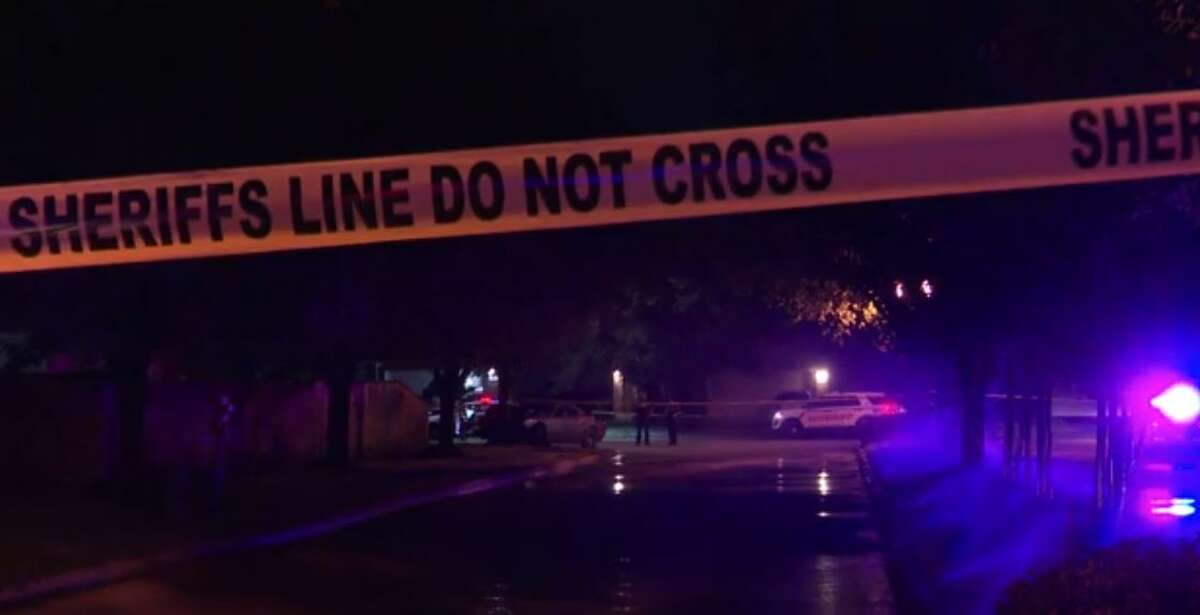 The Harris County Sheriff's Office investigating a Monday night homicide in a northwest Harris County subdivision.