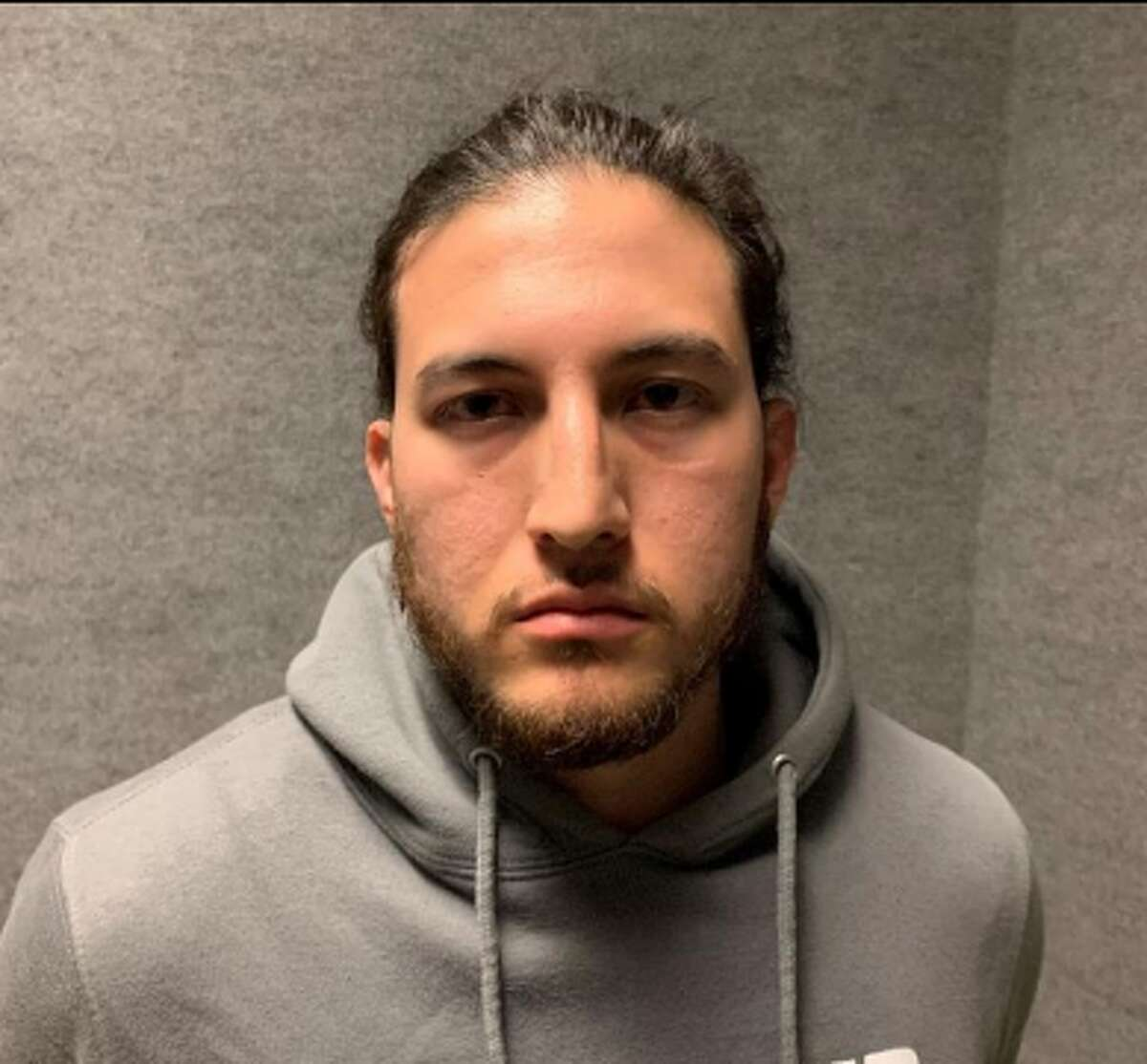 Joel Angel Zaragoza was charged Tuesday with failure to stop and render aid resulting in death after a resident reported his damaged car.