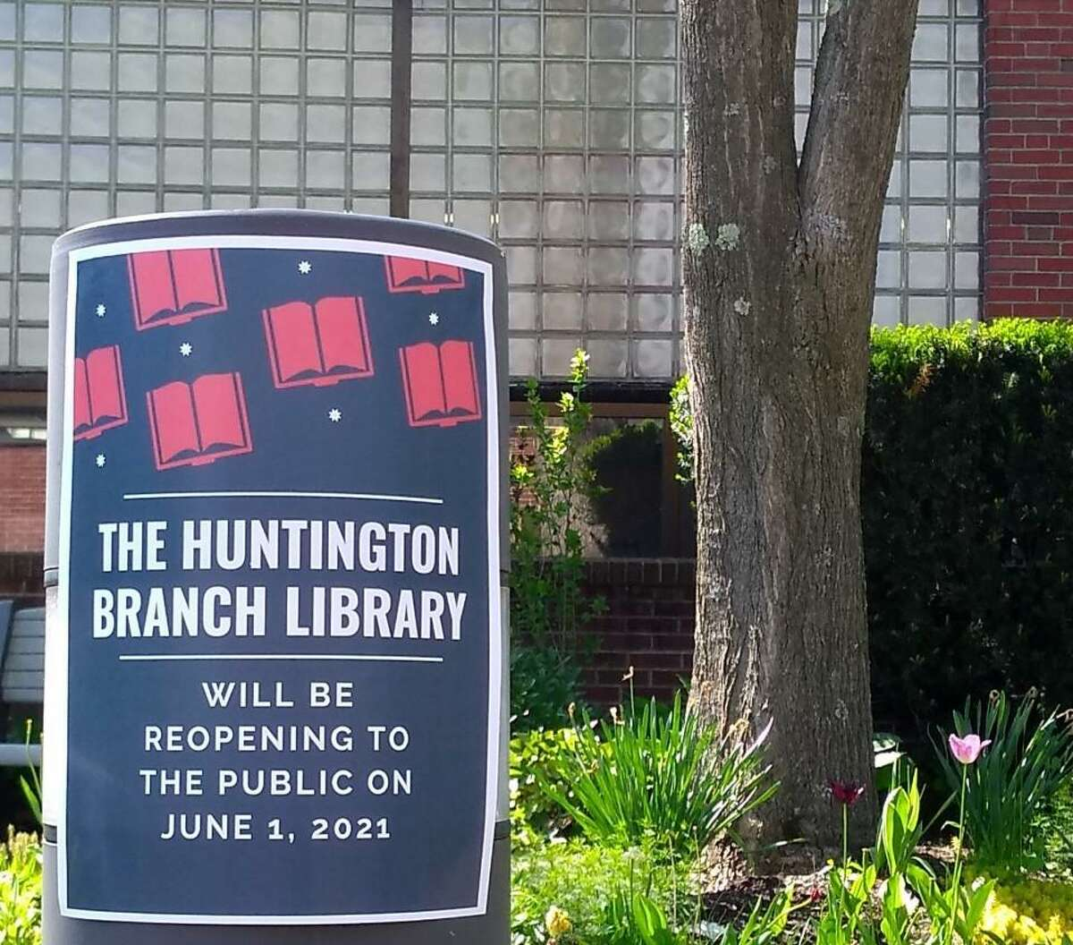 After more than a year of being shut down, Huntington Branch Library reopened on June 1, 2021.