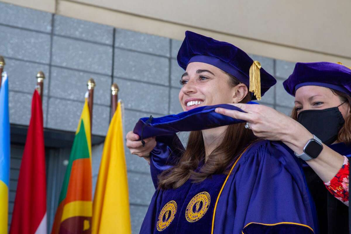 Were you seen at UAlbany's Great Dane Graduation Experience from May 15 to May 21, 2021, at Tom & Mary Casey Stadium?