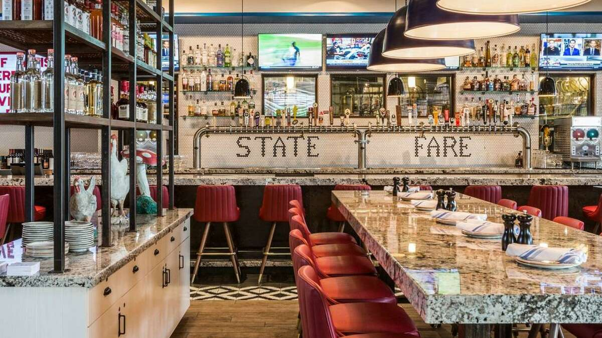 State Fare Kitchen & Bar will open its third location at Hughes Landing in the Woodlands in late 2021.