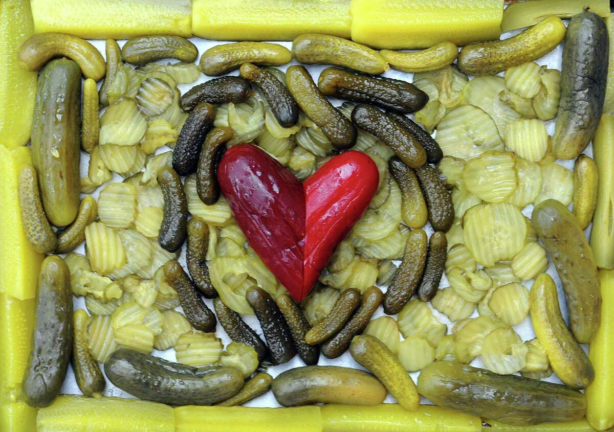 The love for pickles runs deep in Texas.