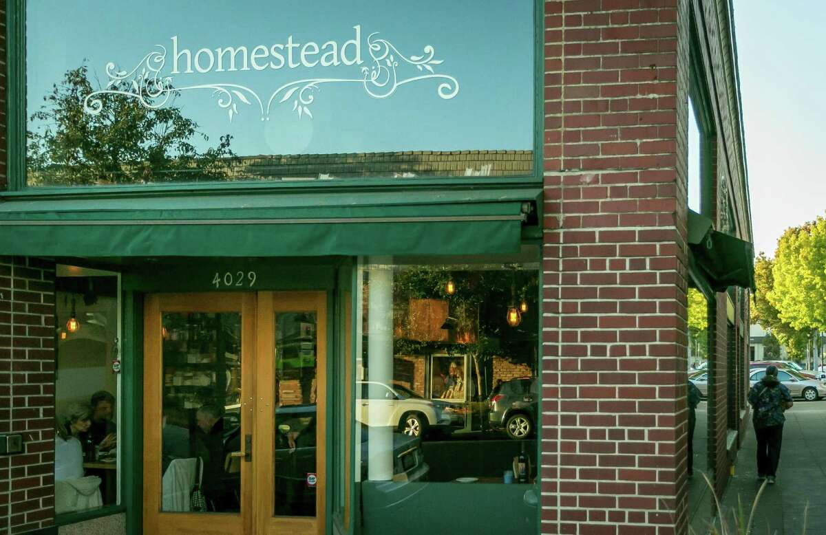 The exterior of Homestead on Piedmont Avenue. The restaurant's owners will continue to use the space under the monikor the Humble Sandwich.