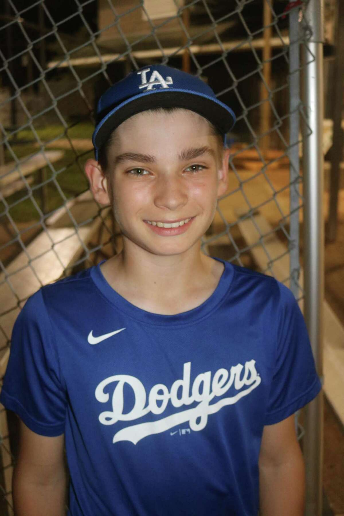 NASA Area Little Leaguer Colin Smith became the first from the league in many, many years to smack two home runs in one game Tuesday night.