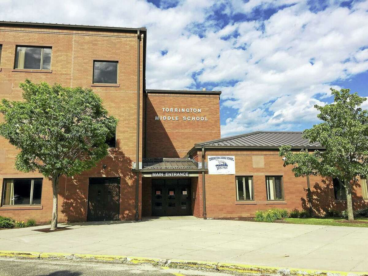 Torrington Middle School.