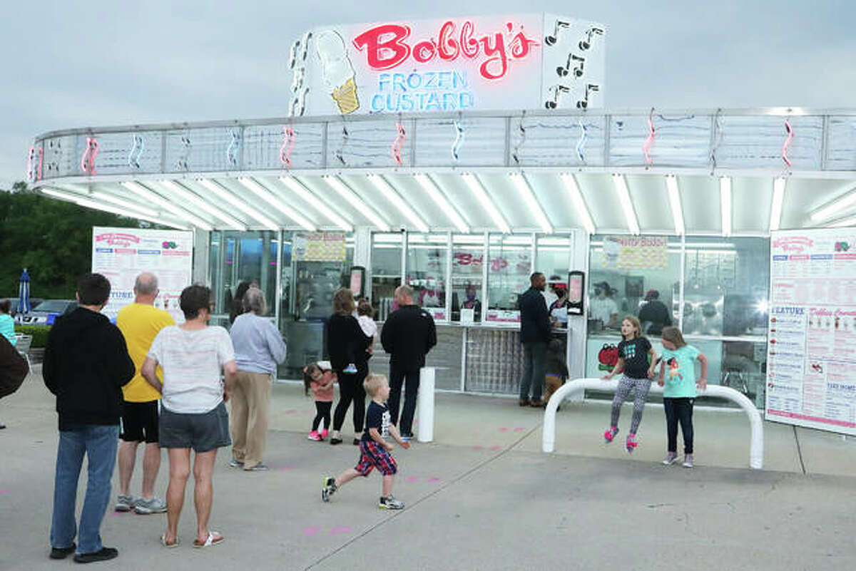 A popular ice cream destination in Maryville, owners Bobby and Debra Kozyak sold Bobby's Frozen Custard to Andy's Frozen Custard.