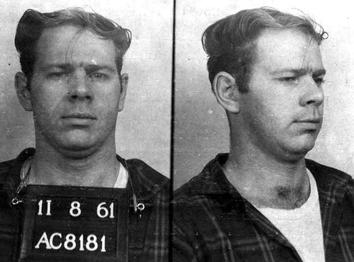 Robert Darrow Sr., age 25, at Clinton Correctional Facility in Dannemora, New York. (Times Union archive)