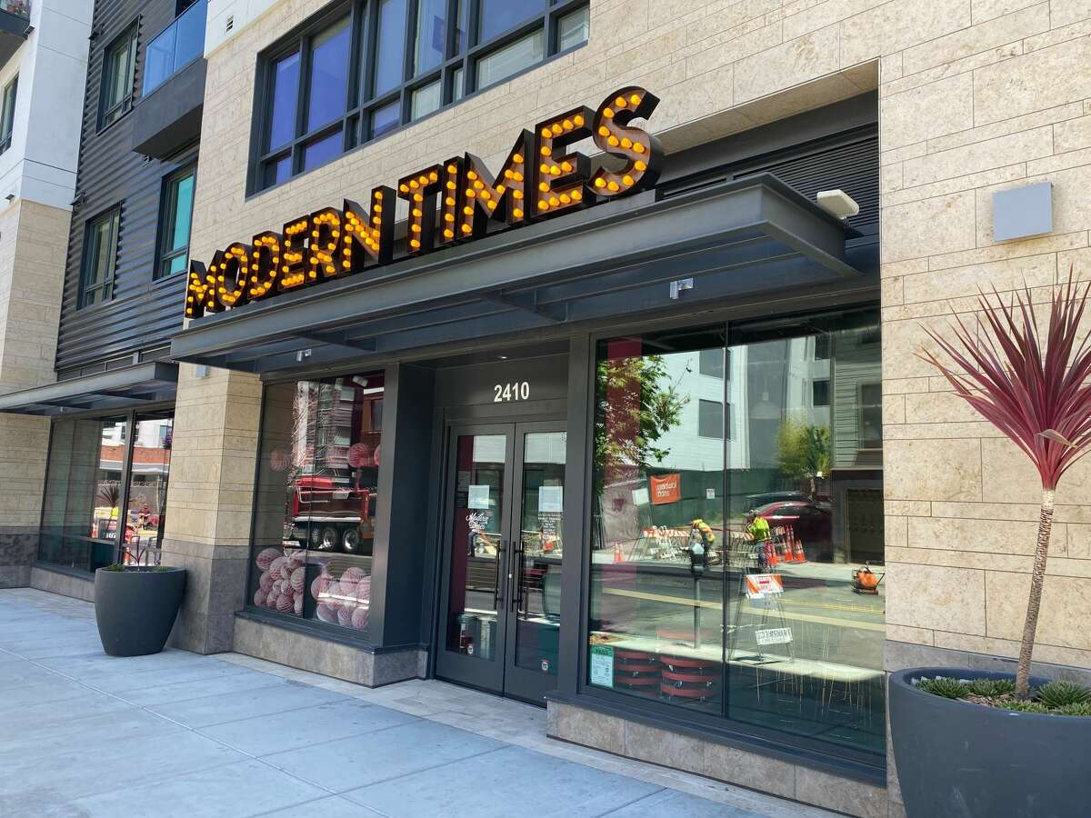 Modern Times' Oakland location at 2410 Valdez St. is currently closed during business hours after been rocked by allegations of sexism on social media.