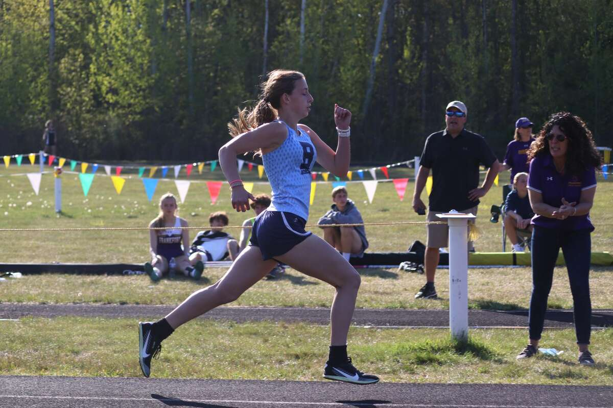 The Brethren track and field team competed in the Frankfort Invitational on Monday.