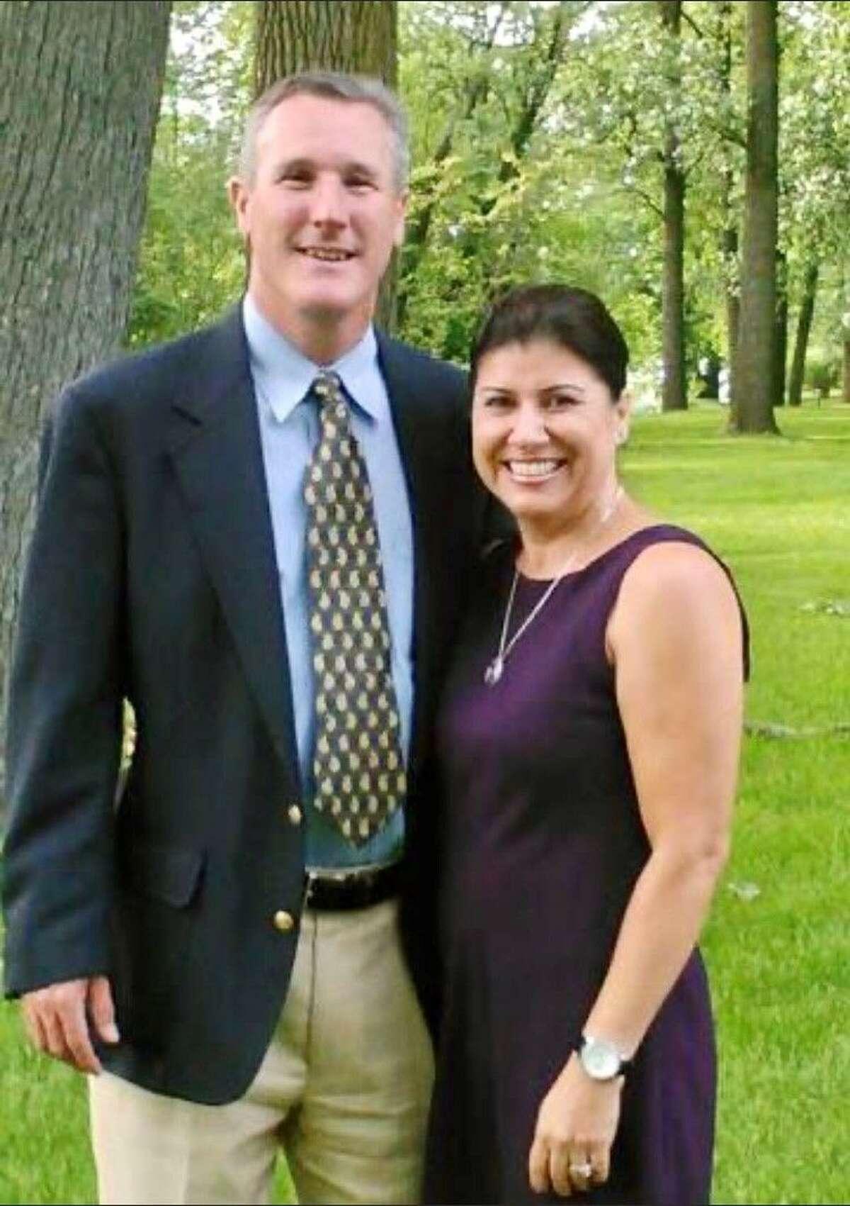 Michael and Claudia Goad (Courtesy of Midland Open Door)