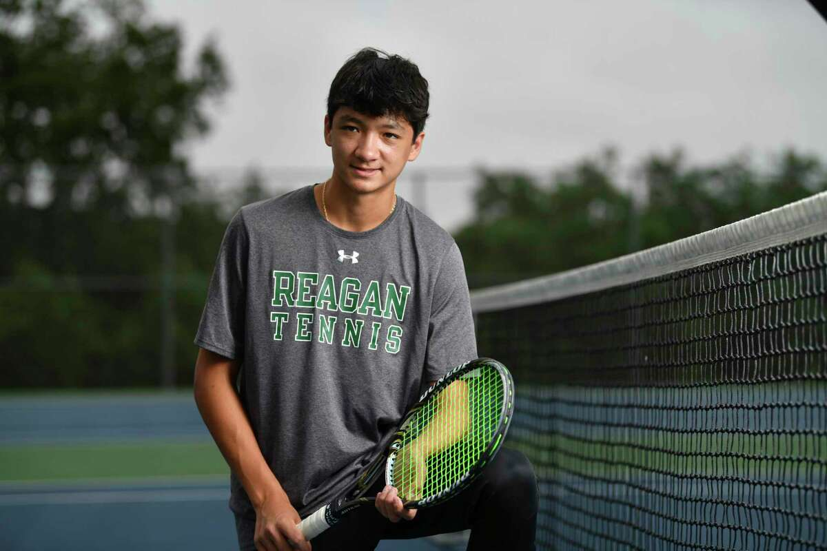 Reagan's Kyle Totorica was able to compete in tournaments over the summer and thinks that experience helped him stay sharp.
