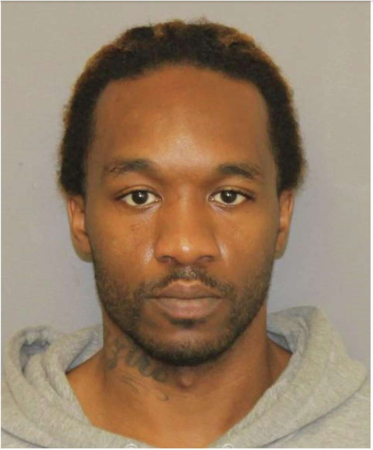 Justin Walker, Sr., 36, was convicted May 14, 2021 of three felony charges in connection with slashing a woman in the face at the Union Inn in Schenectady, NY on Oct. 13, 2021.
